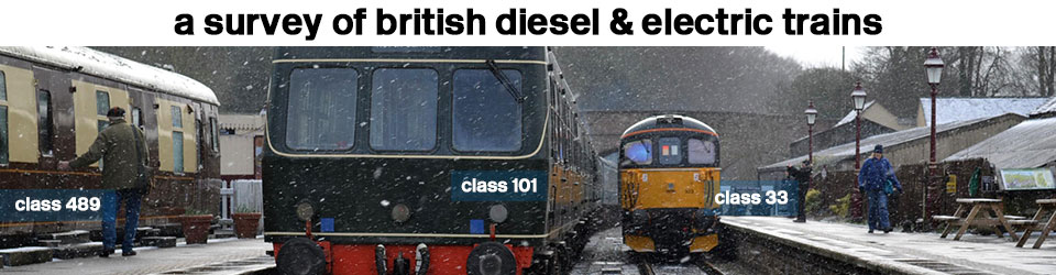 British Diesels and Electrics