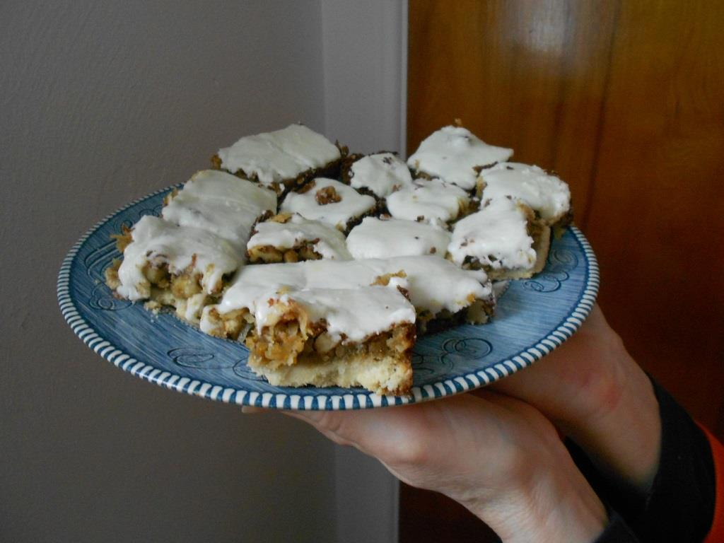 plate-of-three-step-orange-bars- with-candy-like-icing