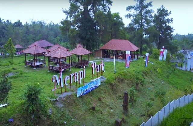 The World Landmark di Merapi Park