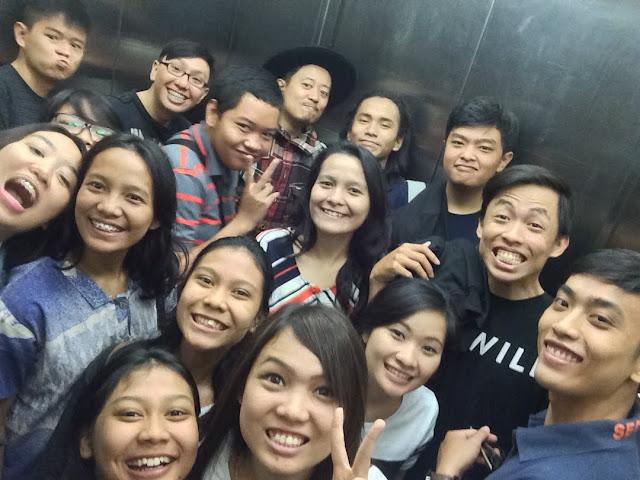 Last Sunday Service 2015