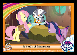 My Little Pony A Health of Information Series 5 Trading Card