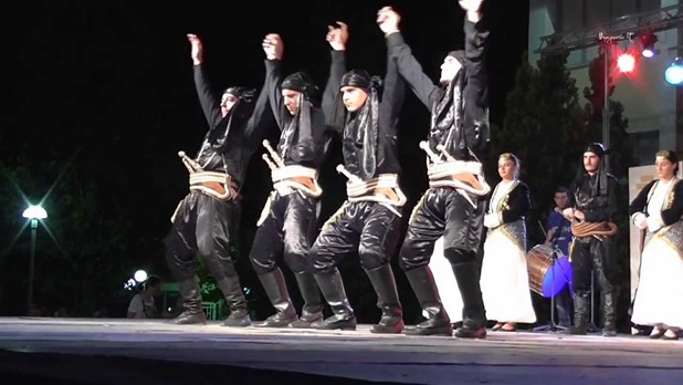 Εκμάθηση Ποντιακών χορών στον Χορίαμβο στη Λάρισα