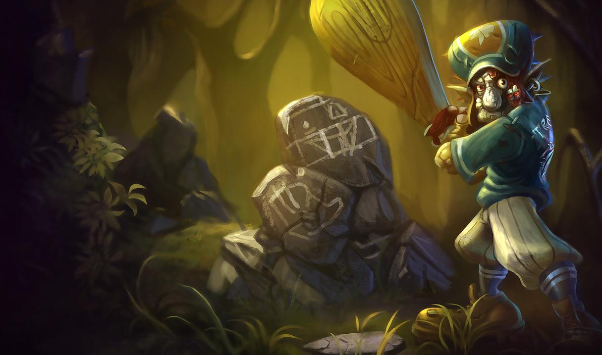 League of Legends: Trundle Wallpapers | NERFPLZ.LOL