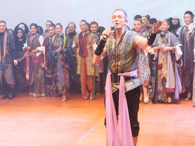 Drama musikal modern Sangkuriang di Bandung Independent School