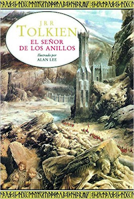Señor Anillos Tolkien