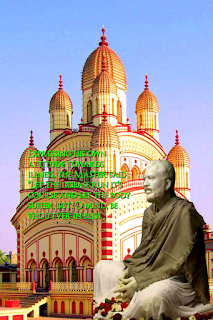 Ramakrishna at Dakshineswar artwork