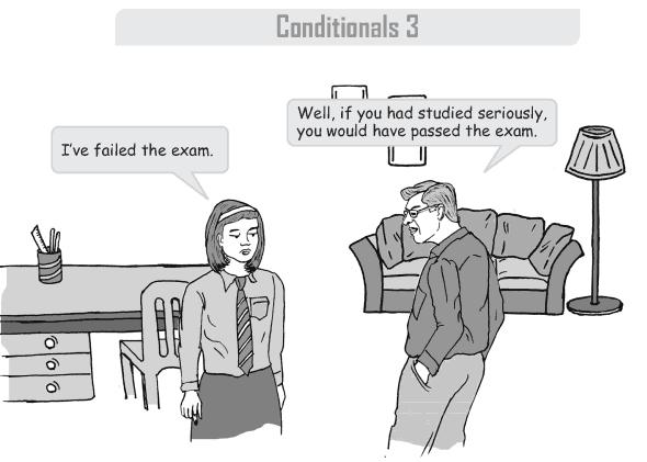 Conditional Sentence Type Three Bahaso