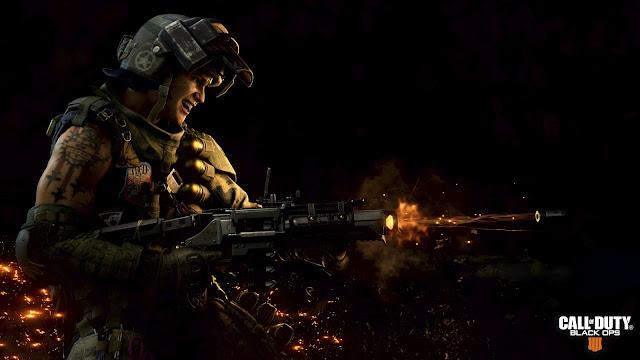 المرحلة الثانية من بيتا لعبة Call of Duty: Black Ops 4 تفاجئ الجمهور و تكشف محتوياتها الجديدة ..