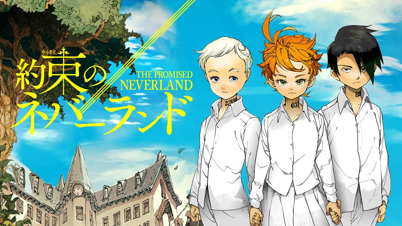 Yakusoku no neverland 133-??? Español Manga