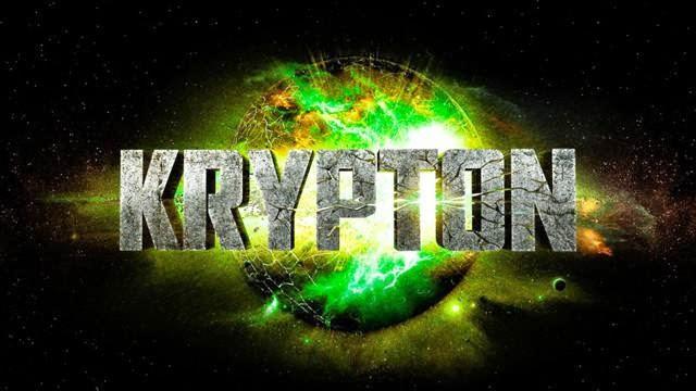 Serie de superhéroes Krypton