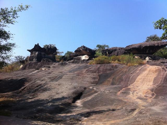 Sight seeing at Mukdahan - Thailand