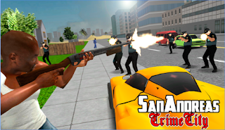 San Andreas Crime City Apk v1.0.0.0 VIP Full Unlocked Terbaru