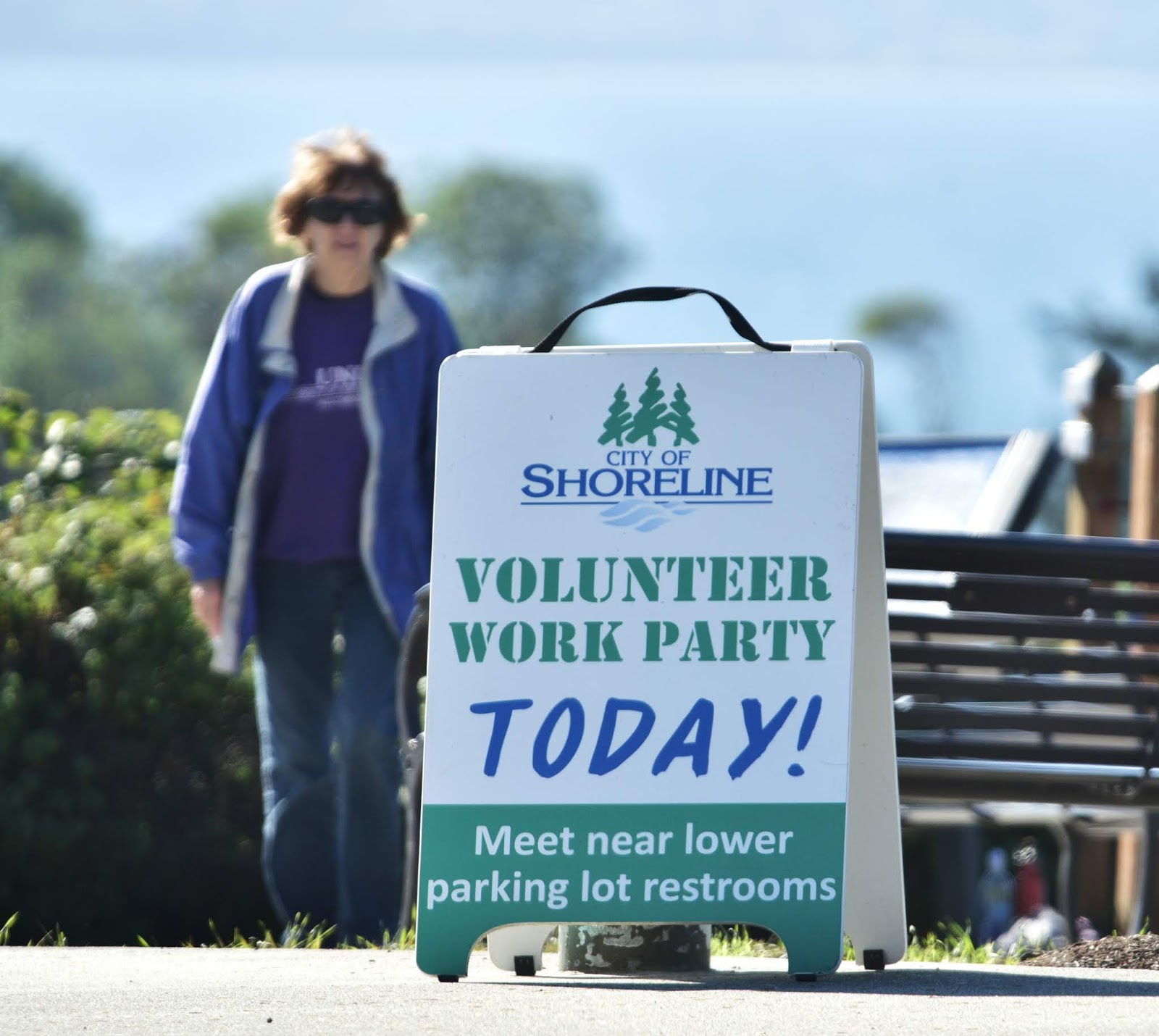 Shoreline Area News Friends Of Rb Saltwater Park Spend Saturday