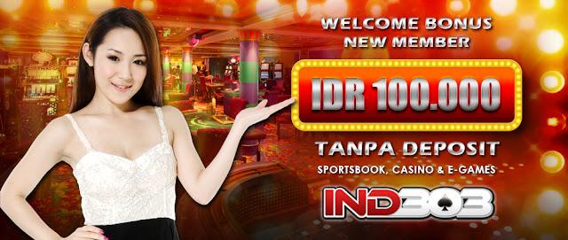 PROMOSI FREEBET 100.000 TANPA DEPOSIT ~ Panduan game ...