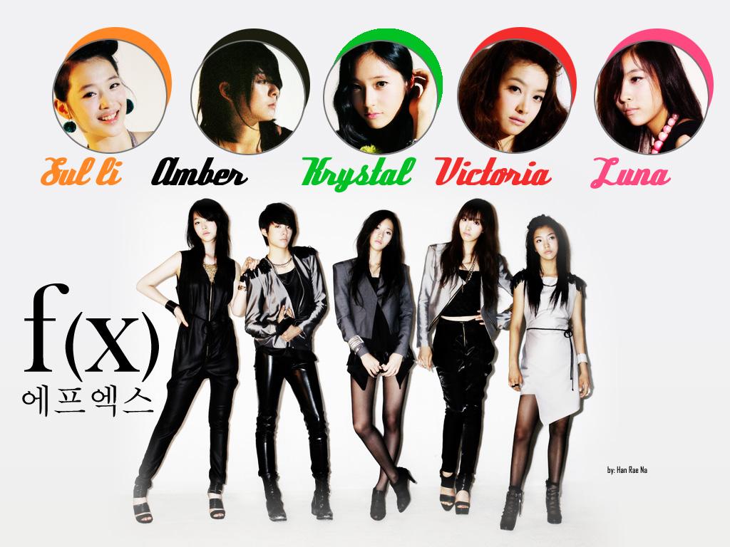 girlband korea terbaik fx