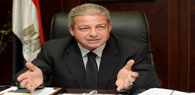 خالد عبدالعزيز، وزير الشباب والرياضة