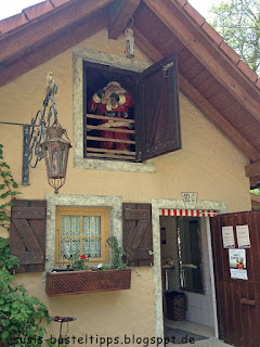Sommerquartier vom Weihnachtsmann Foto von Stampin' Up! Demonstratorin in Coburg