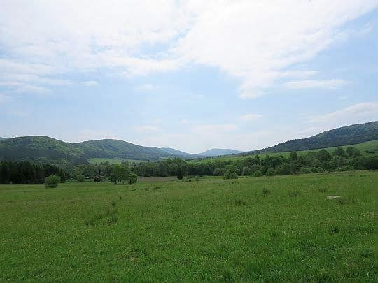 Dolina Ropy.