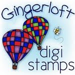 gingerloft digi stamps