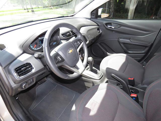 GM Onix LT 1.4 Automático 2015