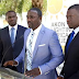 Hip Hop Musician Akon in Liberia to install electricity at schools ...photo