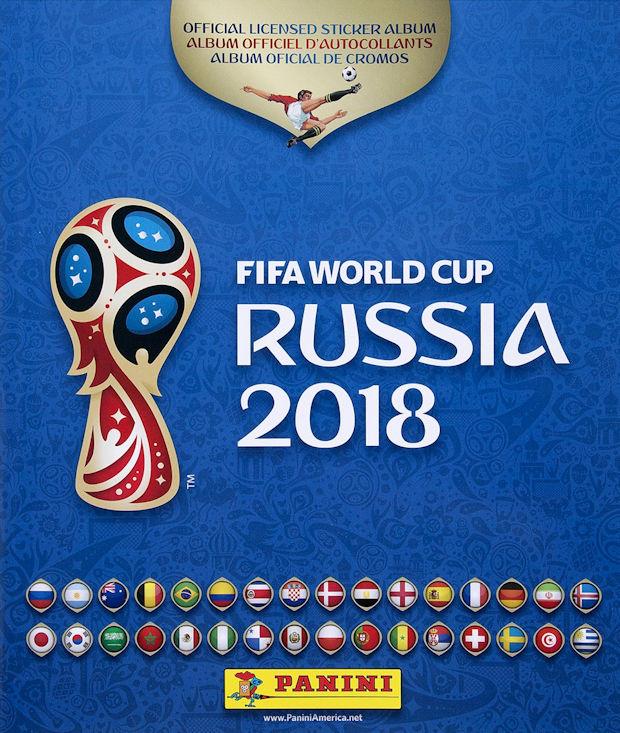 Sticker 217 Australien Bailey Wright Panini WM 2018 World Cup Russia