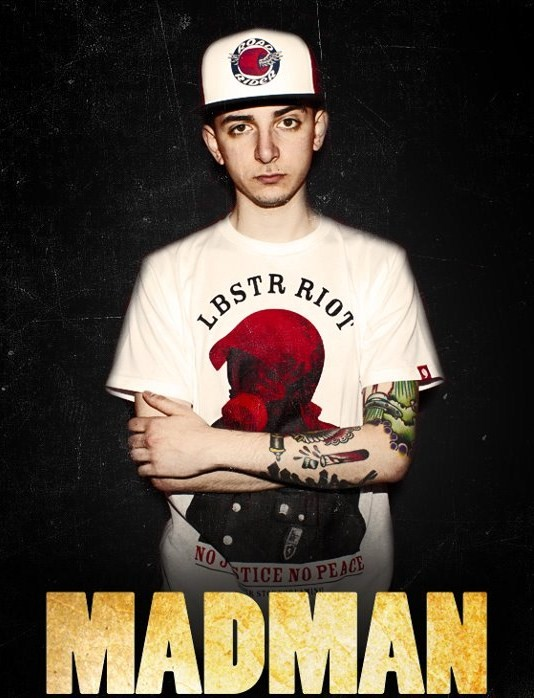 Biografia Di Madman Rap Italiano