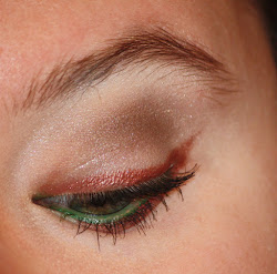 Copper Liner Eye MakeUp