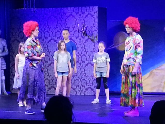 Besuch im Zirkus