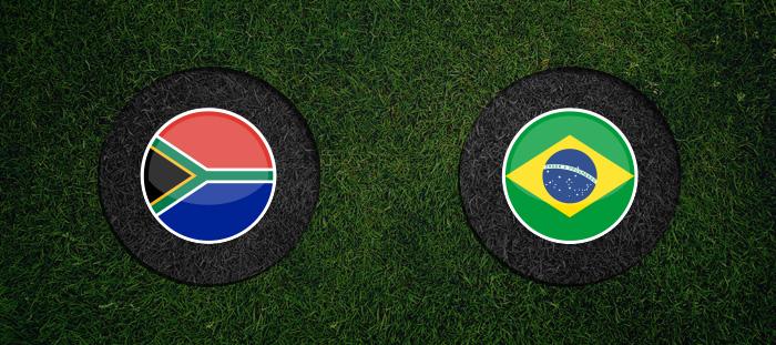 البرازيل وجنوب افريقيا بث مباشر