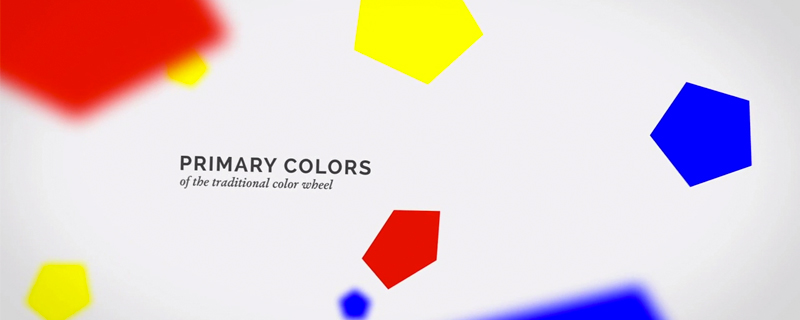Motion Graphics de la Teoría del Color