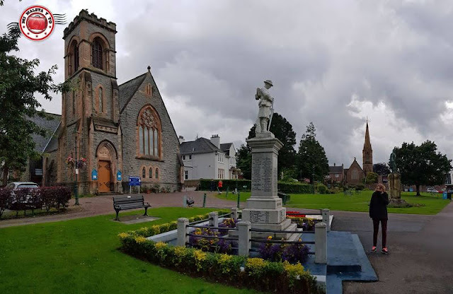 Escocia, Fort William