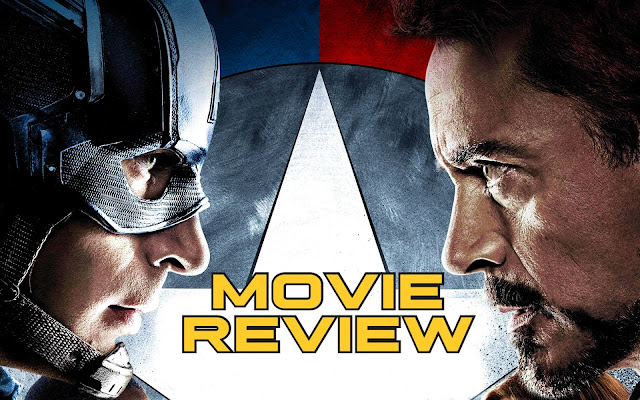 Captain America- Civil War Movie Reviews And Movie Rating