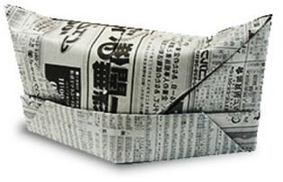 topi baret 1 cara membuat dari kertas koran