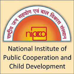 National Institute of Public Cooperation and Child Development Recruitment 2017 for Various Posts