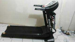 Treadmill elektrik versi Moscow