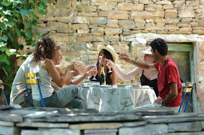 Apéritif dinatoire accord mets vin