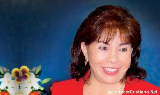 Pastora colombiana María Luisa Piraquive: