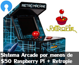 Raspberry Pi, una alternativa economica para Gamers Retro