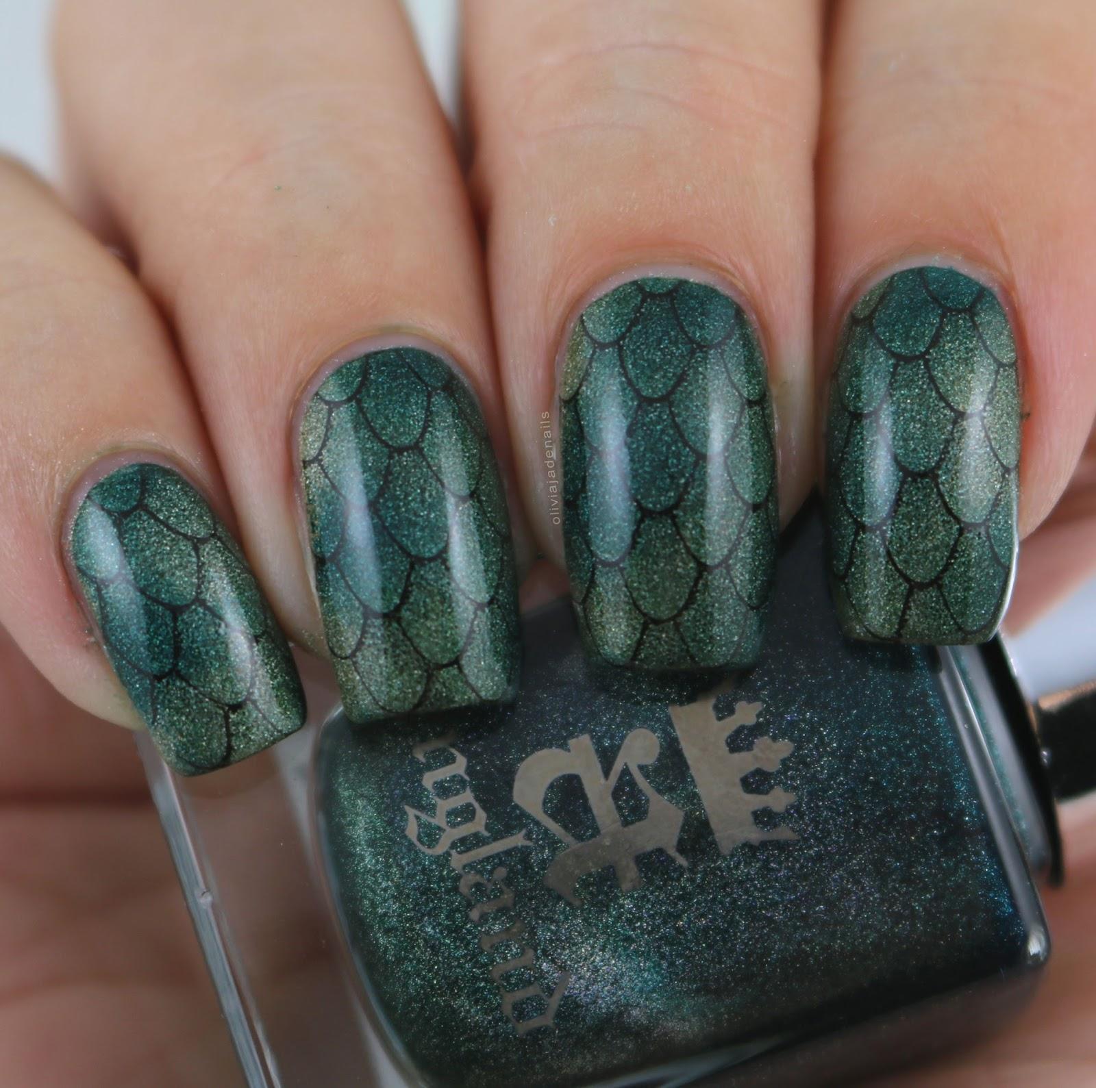Colorful Jades Nails Gift - Nail Paint Ideas - microskincareinc.us