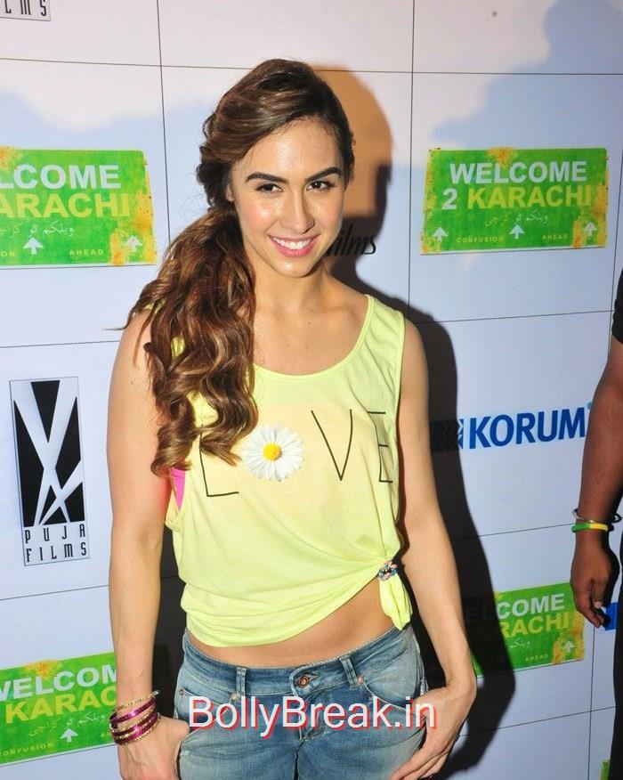 Lauren Gottlieb, 'Welcome To Karachi' Promotion at Korum Mall
