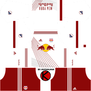 New York Red Bulls kits 2018 - Dream League Soccer Kits