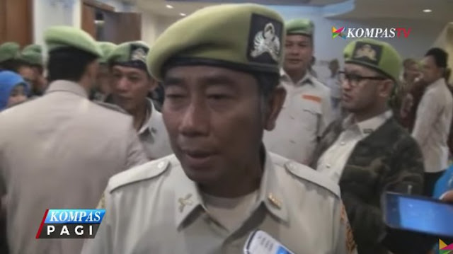 Ditanya Soal Dana Hibah Anies ke Ormas Sebesar 1,7 Triliun, Komentar Haji Lulung....