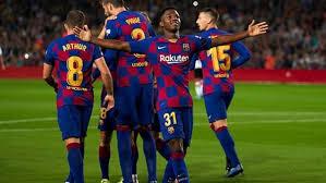 موعد مباراة برشلونة وبوروسيا دورتموند الأربعاء 27-11-2019 في دوري أبطال أوروبا والقنوات الناقلة
