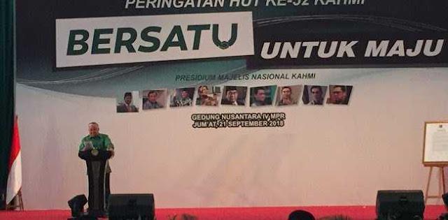 Netral Di Pilpres, Din Syamsudin Mundur Dari Utusan Presiden Jokowi