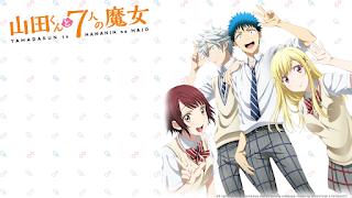 Yamada-kun to 7-nin no Majo – Todos os Episódios