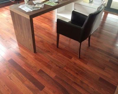 Sàn gỗ tự nhiên lim có độ bền cao