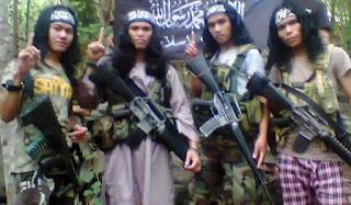 Sejarah Gerakan Abu Sayyaf dari awal pembentukan sampai sekarang berbaiat kepada isis - berita Naon Wae -