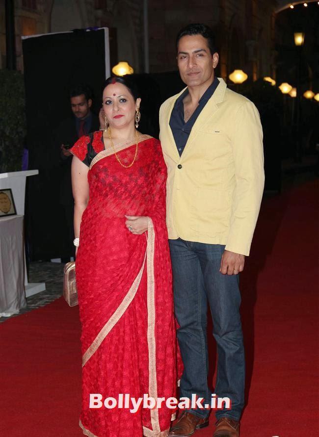 , Ahana Deol and Vaibhav Sangeet Ceremony