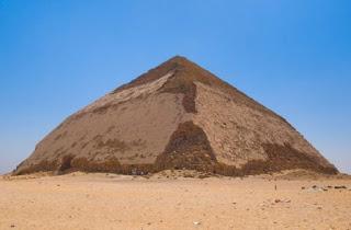 9. Bent Pyramid